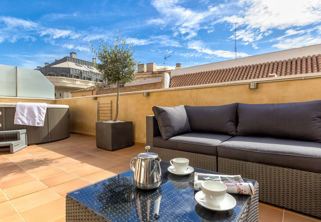 Appartement in Málaga stad - Britta