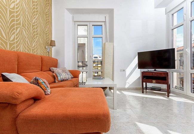 Appartement in Málaga stad - Comandante