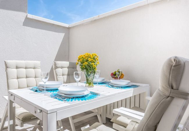 Appartement in Málaga stad - Jinetes
