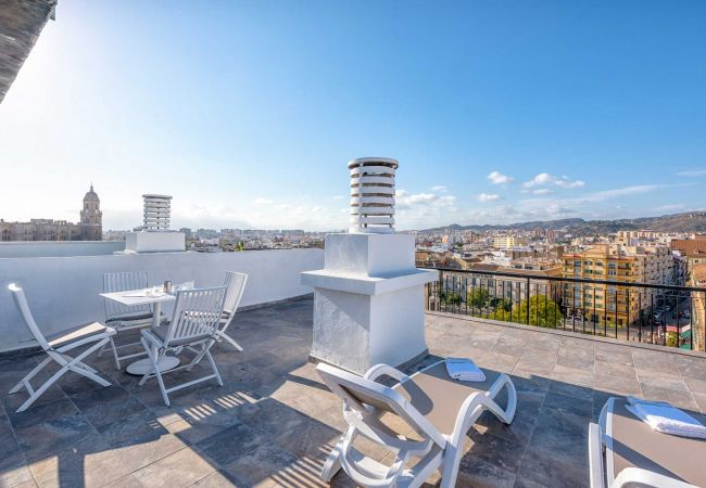 Appartement in Málaga stad - Mercedes