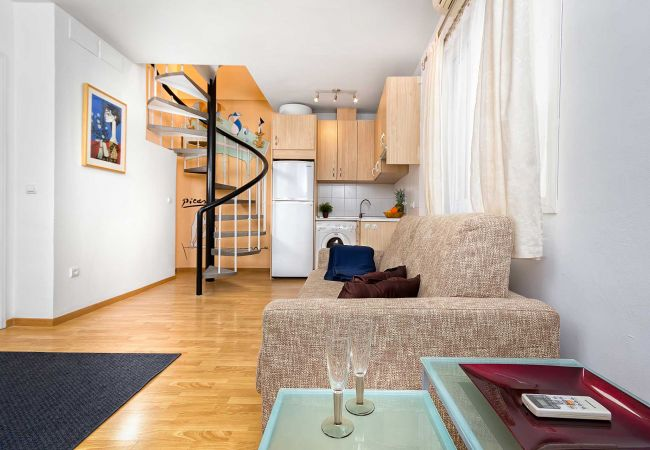 Appartement in Málaga stad - Picasso