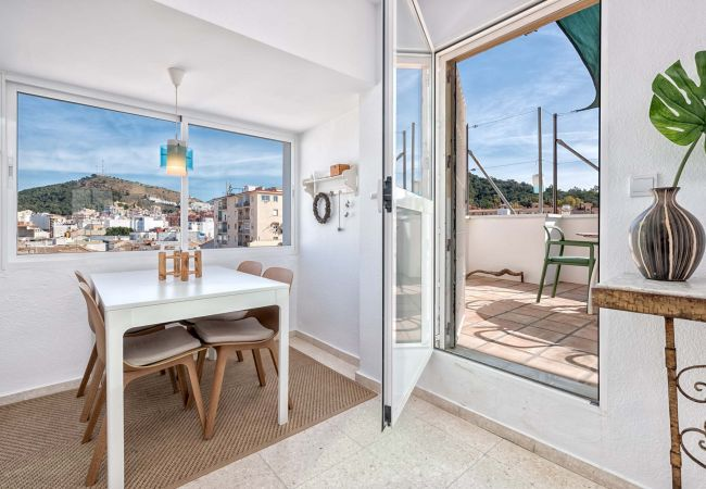 Appartement in Málaga stad - San Juan