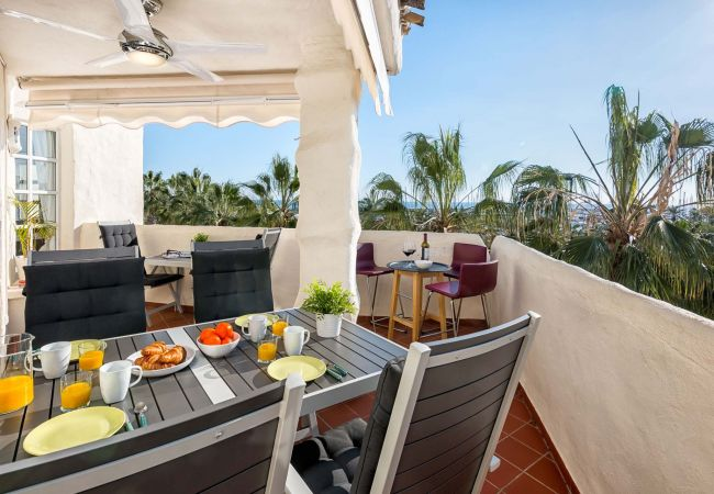 Appartement in Benalmadena - Puerto Marina