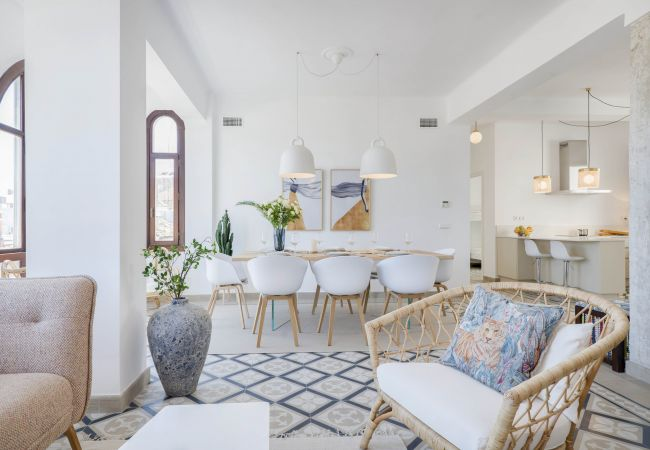 Appartement in Málaga - Mercado
